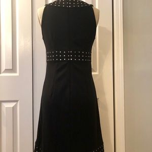 MICHAEL Michael Kors Dresses - Michael Kors Black Studded Dress